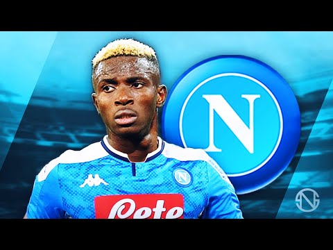 VICTOR OSIMHEN – Welcome to Napoli – Insane Speed, Skills, Goals & Assists – 2020