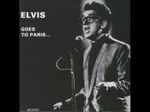 Elvis Costello - Love Field (1984 in Paris)