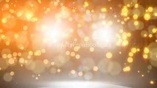 orange bokeh particles | particles light leaks video | abstract motion graphics background | #bokeh
