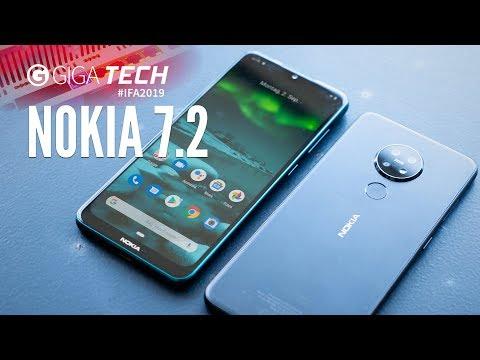 NOKIA 7.2 im HANDS-ON (deutsch): Mittelklasse-Handy mit Zeiss-Optik – GIGA.DE