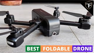 Snaptain SP510 Foldable GPS FPV Foldable Drone with Motorised Camera - In Depth Unboxing and Review