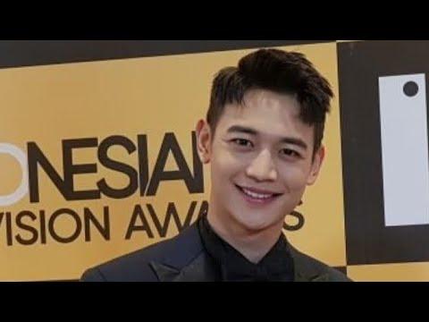 MINHO SHINee part 1 di Indonesian Television Awards 2017