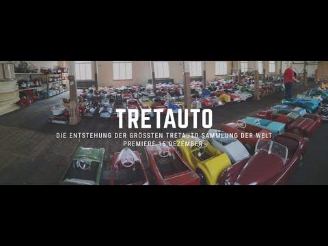 TRETAUTO - DER FILM - die Entstehung der größten Tretauto Sammlung der Welt