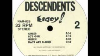 Descendents - days are blood