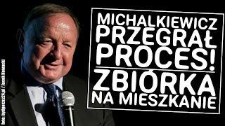 Stanisław Michalkiewicz przegrał proces! Wraca sprawa zbiórki na wykup mieszkania!