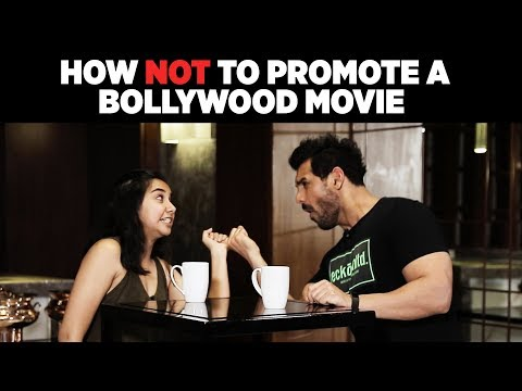 How Not To Promote A Film ft O Saki Saki Performance by John Abraham | MostlySane | Batla House