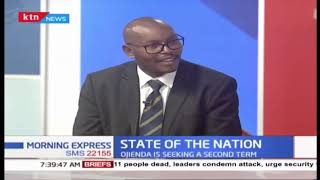 State of the Nation: Ensuring the JSC not accountable