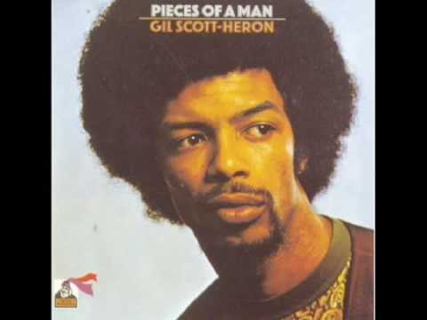 Gil Scott Heron – The Revolution Will Not Be Televised