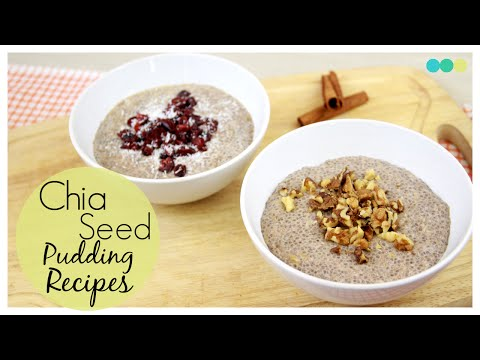 Video Chia Pudding Recipes | Healthy Breakfast Idea