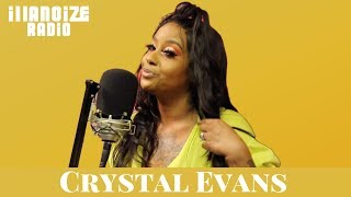 Crystal Evans on being a house wife, lesbian, and creating #HouseWifeShitt | iLLANOiZE Radio