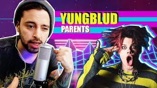 YUNGBLUD  PARENTS  REACTION