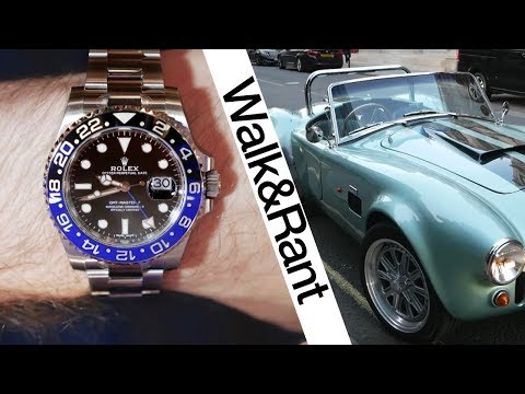 Watch this before buying a New Rolex  – Walk&Rant
