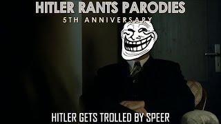Hitler gets trolled by Speer