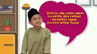 Chopp Episod 6  Solat Terawih