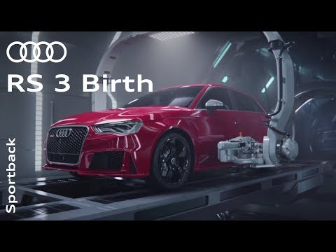 Audi Commercial for Audi RS 3 Sportback (2017) (Television Commercial)