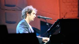 Josh Groban Bells of New York City Philadelphia PA 7/29/2011