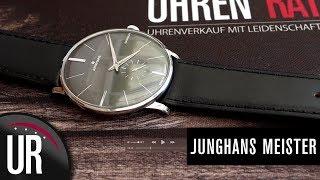 Junghans Meister - kleine, feine Uhr!