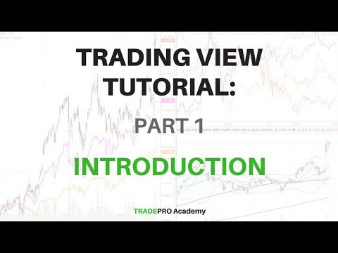 TradingView Tutorial Part 1 – How to Setup TradingView Charts and Customize Preferences