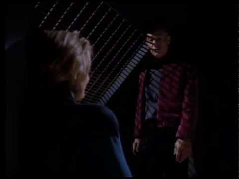 Capt. Picard's words of encouragement