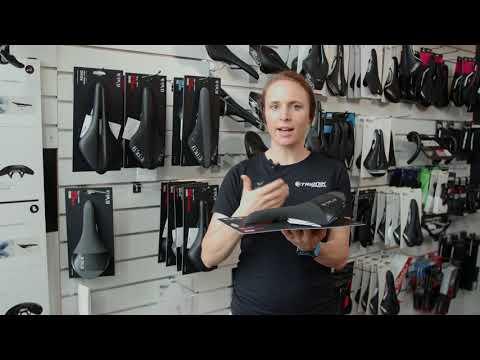 Wie finde ich den richtigen Sattel für mein Rennrad oder Triathlonbike?