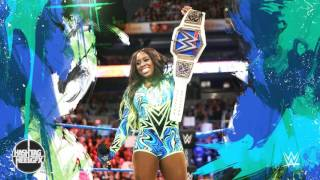 2017: Naomi 8th WWE Theme Song - ''Amazing'' (Remix) ᴴᴰ