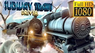 Subway Train Driver Simulator Game Review 1080P Official Cheese Hole Games 2016