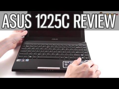 Asus 1225C review - 11.6