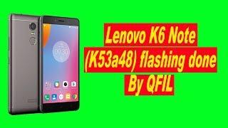 lenovo k6 note k53a48 flash file - मुफ्त ऑनलाइन