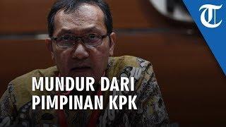 Pimpinan KPK Saut Situmorang Mundur, Beri 'Salam Perpisahan' ke Pegawai