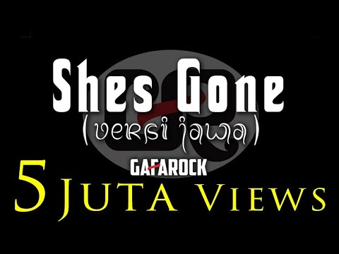 SHES GONE VERSI JAWA - Gafarock feat. Wynne Depuh