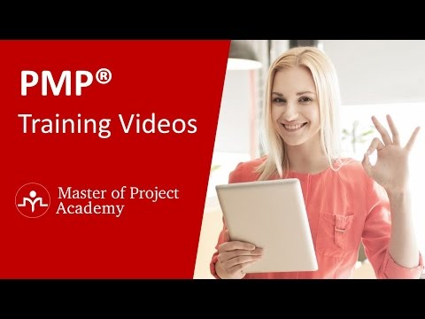 PMP Training Videos 2021 from Master of Project Academy ...