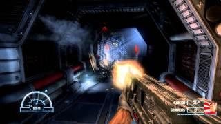 Aliens Vs Predator Misión 1 Campaña Marine Español Full HD Max Settings