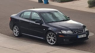 6 Quirky Things About My Saab 9-3