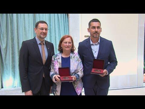 Budavári Virág Benedek Díj 2019 - video preview image