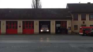 preview picture of video '[Erstmalig] LF 20/16-P750-CAFS der Feuerwehr Rehau'