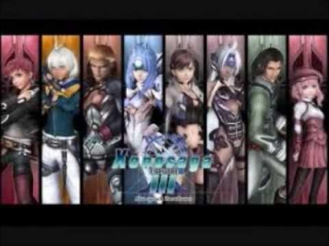 Aeondrift (神遺) - KOS-MOS (Tribute to XenoSaga, Namco)