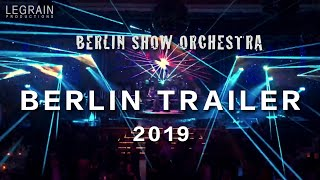 Berlin Show Orchestra - live at Presseball Berlin