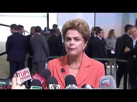 Dilma critica vazamentos e vai pedir apuração no STF