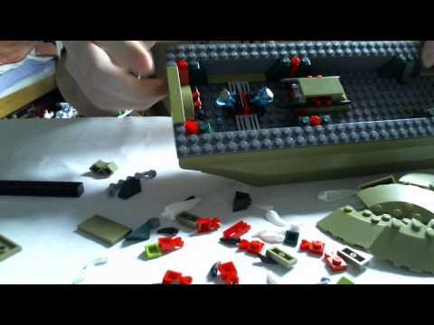 Vidéo LEGO Chima 70006 : Le Croc Navire Cragger