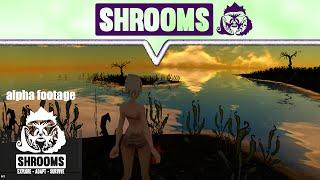 SHROOMS ★ Firstlook ★ Angezockt ★ Shrooms Gameplay Deutsch / German