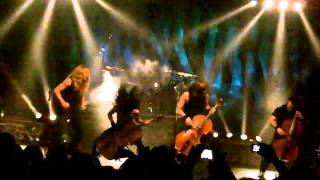 Apocalyptica - Bring them to Light . London 2010