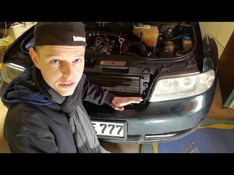 Audi A4 B5 +Tagfahrlicht+ Positionslicht einbauen LED licht #Repsees4
