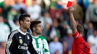 Download Video Cristiano Ronaldo All 10 Red Cards in His Career | HD MP3 3GP MP4