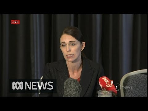 Christchurch shooting 'one of New Zealand's darkest days' says PM Jacinda Ardern | ABC News