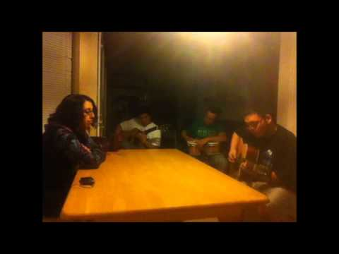 Dinnertable Sessions with Aeganova- Whats Left of Me