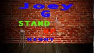 Joey G Stand Up