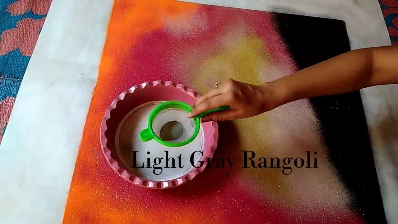 beautiful poster rangoli by krishnas rangoli tricks