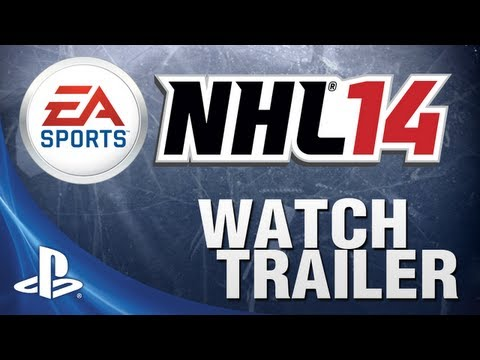 NHL 14 Commercial (2013) (Television Commercial)