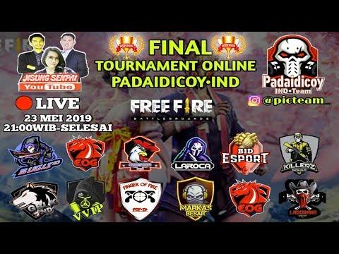 GRAND FINAL TOURNAMENT PADAIDICOY IND # GIVE AWAY CEK DESKRIPSI