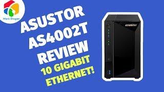 Asustor AS4002T 2 Bay NAS Review